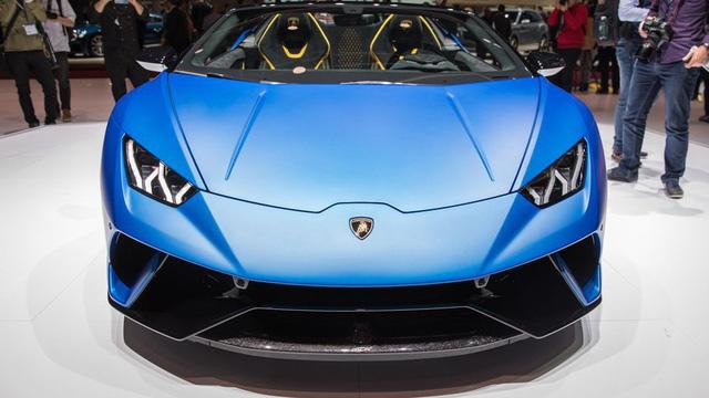 Lamborghini trình làng siêu xe mui trần hiệu suất cao Huracan Performante Spyder - Ảnh 3.