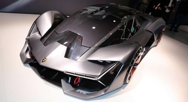 Lamborghini Terzo Millennio: Sự hoang dã trở lại - Ảnh 5.