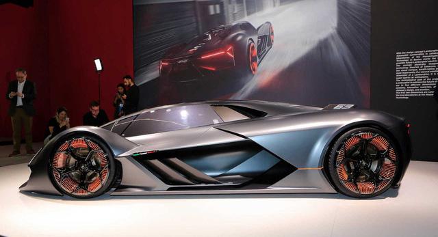 Lamborghini Terzo Millennio: Sự hoang dã trở lại - Ảnh 1.
