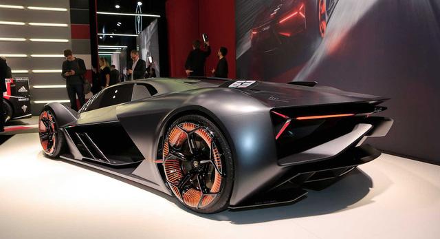 Lamborghini Terzo Millennio: Sự hoang dã trở lại - Ảnh 3.