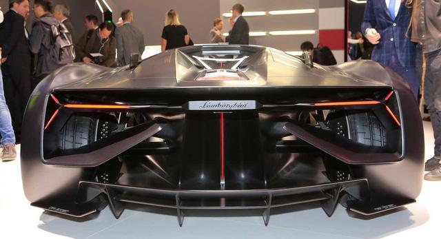 Lamborghini Terzo Millennio: Sự hoang dã trở lại - Ảnh 6.