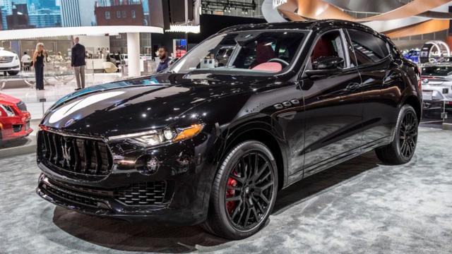 Maserati phủ bóng đen lên triển lãm Geneva với dàn Nerissimo Edition - Ảnh 3.