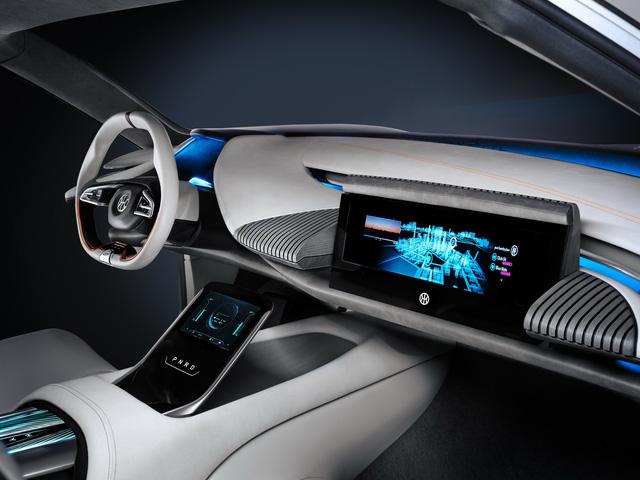 Pininfarina - nhà thiết kế xe cho VINFAST - tung concept đậm chất Mercedes-Benz - Ảnh 7.