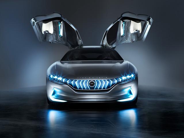 Pininfarina - nhà thiết kế xe cho VINFAST - tung concept đậm chất Mercedes-Benz - Ảnh 5.