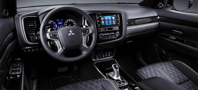 Mitsubishi Outlander PHEV 2019: Bình mới rượu cũ - Ảnh 4.