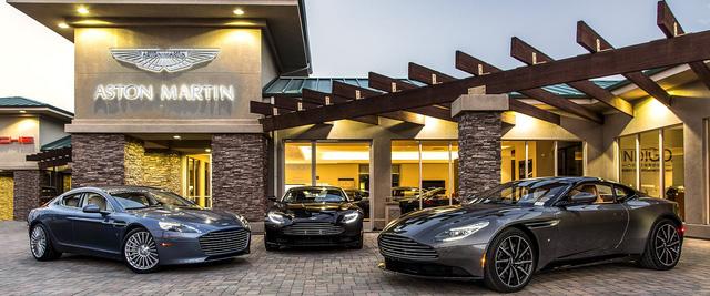 Aston Martin sẽ được phân phối chính hãng tại Việt Nam - Ảnh 1.