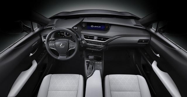 Lexus UX - Câu trả lời của người Nhật với BMW X1 - Ảnh 6.