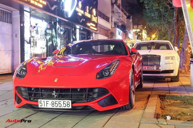 Dàn siêu xe của ca sĩ Tuấn Hưng và những người bạn tụ họp sau Car & Passion - Ảnh 10.