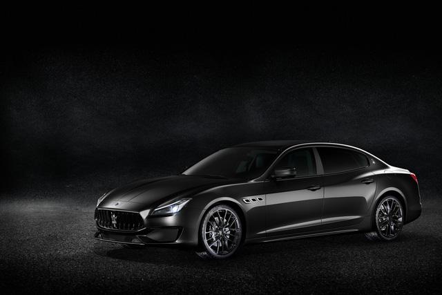 Maserati phủ bóng đen lên triển lãm Geneva với dàn Nerissimo Edition - Ảnh 2.