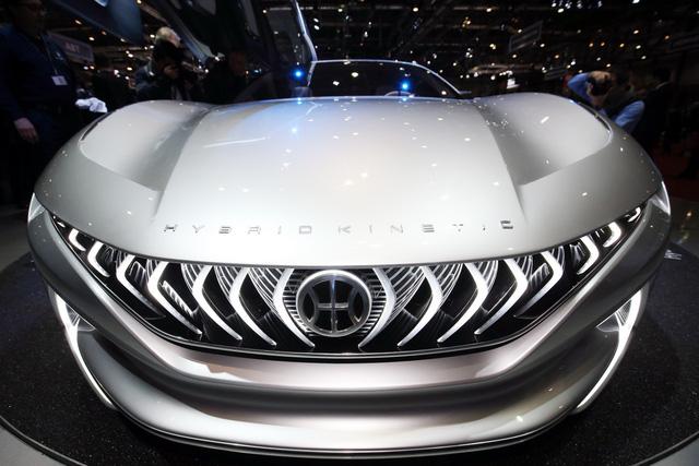 Pininfarina - nhà thiết kế xe cho VINFAST - tung concept đậm chất Mercedes-Benz - Ảnh 4.