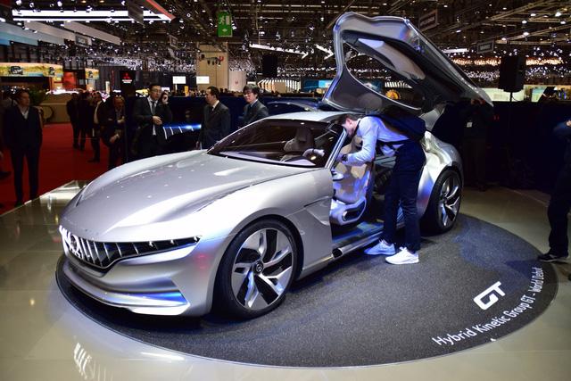 Pininfarina - nhà thiết kế xe cho VINFAST - tung concept đậm chất Mercedes-Benz - Ảnh 6.