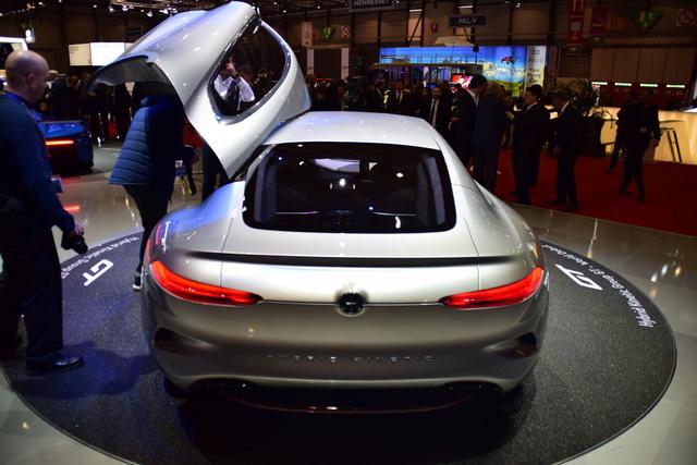 Pininfarina - nhà thiết kế xe cho VINFAST - tung concept đậm chất Mercedes-Benz - Ảnh 3.