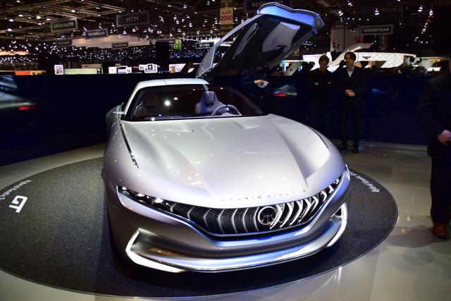 Pininfarina - nhà thiết kế xe cho VINFAST - tung concept đậm chất Mercedes-Benz - Ảnh 8.