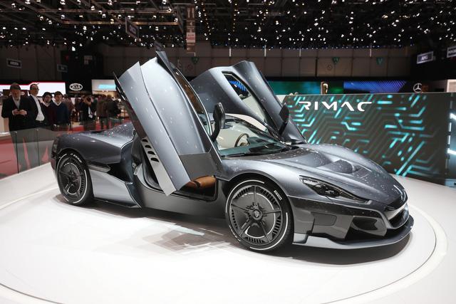 Xe nhanh nhất thế giới Rimac C_Two: 2.000 mã lực, 0-100km/h trong 1,85 giây - Ảnh 7.