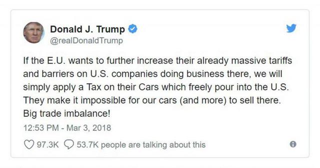 Trump đe dọa quan hệ xuất nhập khẩu xe Châu Âu – Mỹ - Ảnh 2.