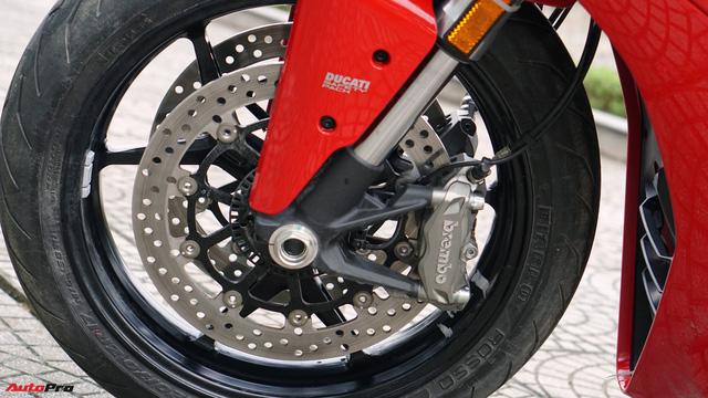 3 ngày cầm lái Ducati SuperSport: Dễ hiểu vì sao xe sẽ bùng nổ trong năm 2018 - Ảnh 6.