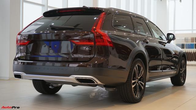 [Video] Những điểm nổi bật nhất của Volvo V90 Cross Country giá 2,89 tỷ đồng - Ảnh 3.