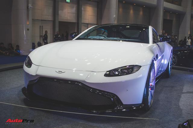 Aston Martin Vantage 2019 hoàn toàn mới cập bến Đông Nam Á - Ảnh 1.