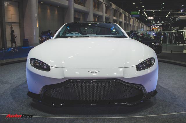 Aston Martin Vantage 2019 hoàn toàn mới cập bến Đông Nam Á - Ảnh 2.