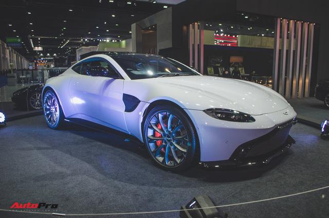 Aston Martin Vantage 2019 hoàn toàn mới cập bến Đông Nam Á - Ảnh 3.