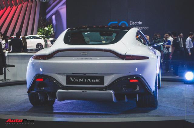 Aston Martin Vantage 2019 hoàn toàn mới cập bến Đông Nam Á - Ảnh 5.
