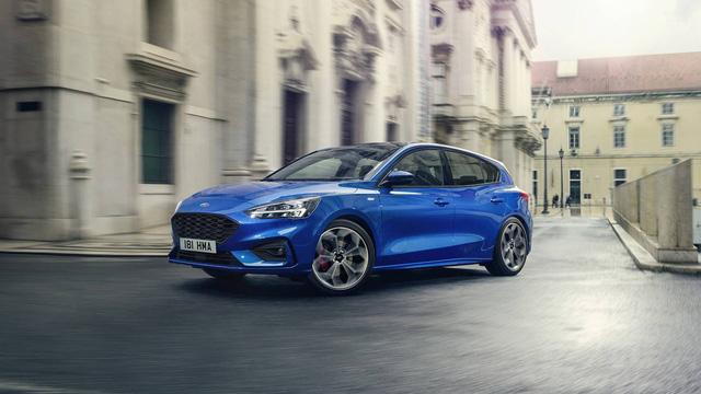 Ford Focus 2019 chính thức ra mắt: Khung gầm mới, công nghệ mới - Ảnh 2.