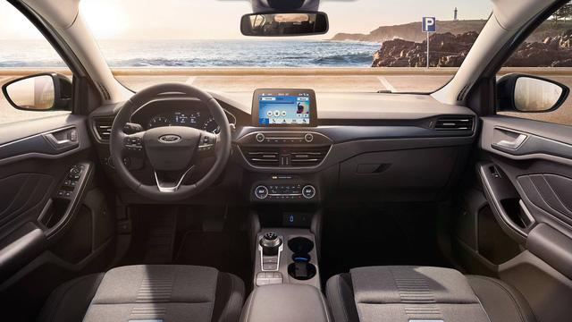 Ford Focus 2019 chính thức ra mắt: Khung gầm mới, công nghệ mới - Ảnh 9.