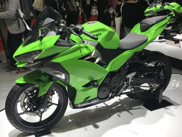 Kawasaki Ninja 250 ABS 2018 sắp về Việt Nam, giá 139 triệu đồng - Ảnh 2.