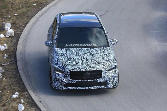 Mercedes-Benz B-Class thế hệ mới lộ thêm thông tin trước ngày ra mắt - Ảnh 2.