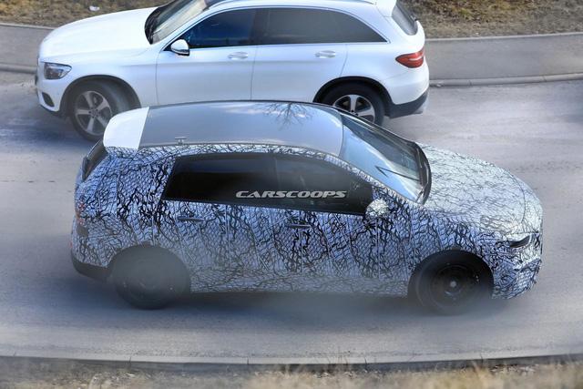 Mercedes-Benz B-Class thế hệ mới lộ thêm thông tin trước ngày ra mắt - Ảnh 1.