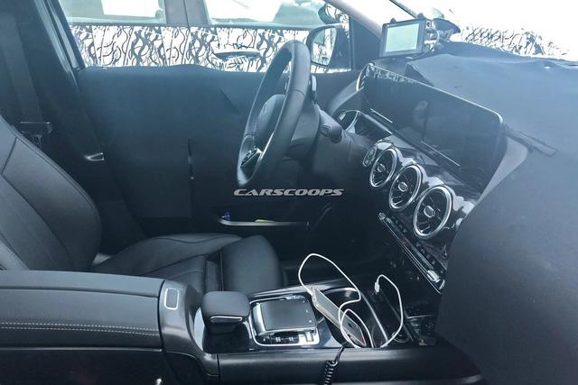Mercedes-Benz B-Class thế hệ mới lộ thêm thông tin trước ngày ra mắt - Ảnh 3.