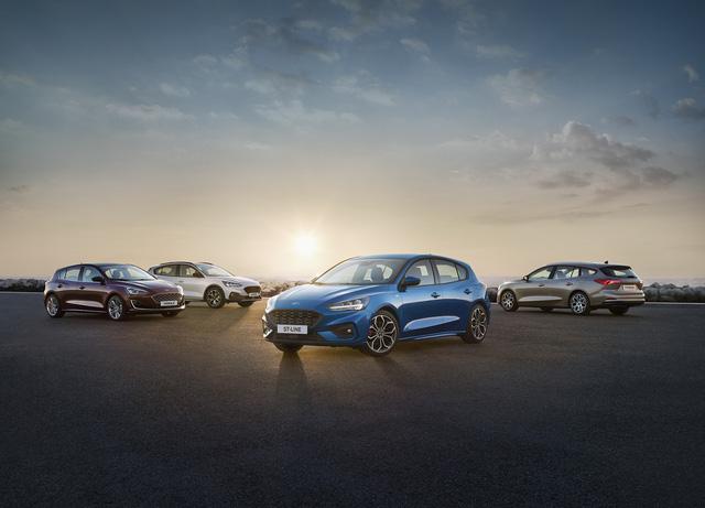 Ford Focus 2019 chính thức ra mắt: Khung gầm mới, công nghệ mới - Ảnh 1.
