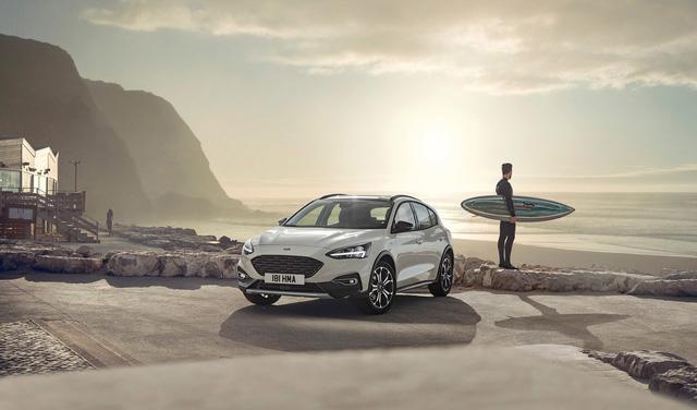 Ford Focus 2019 chính thức ra mắt: Khung gầm mới, công nghệ mới - Ảnh 14.