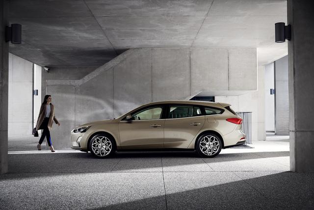 Ford Focus 2019 chính thức ra mắt: Khung gầm mới, công nghệ mới - Ảnh 15.