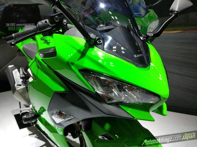 Kawasaki Ninja 250 ABS 2018 sắp về Việt Nam, giá 139 triệu đồng - Ảnh 5.