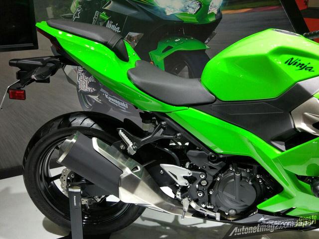 Kawasaki Ninja 250 ABS 2018 sắp về Việt Nam, giá 139 triệu đồng - Ảnh 4.