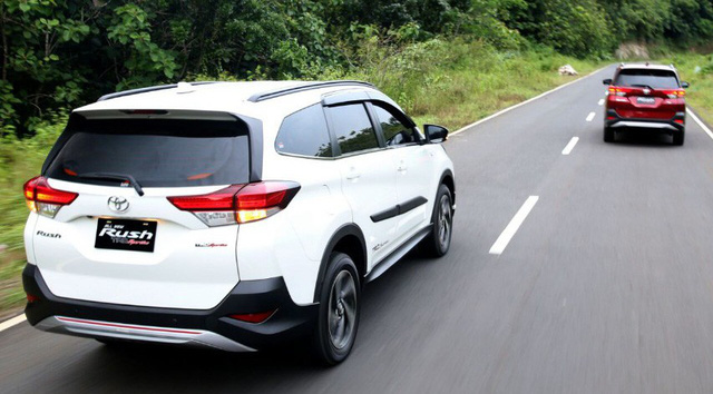 """Toyota Rush - """"Tiểu"""" Fortuner chực chờ về Việt Nam - Ảnh 5."""