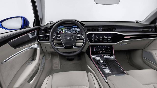 Audi A6 Avant 2019 chính thức trình làng - Ảnh 6.