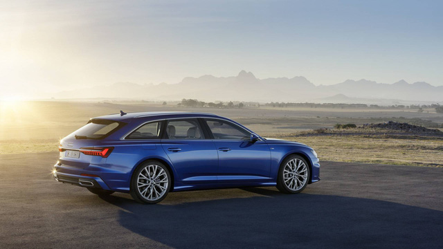 Audi A6 Avant 2019 chính thức trình làng - Ảnh 5.