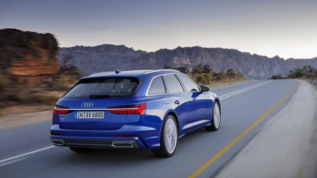 Audi A6 Avant 2019 chính thức trình làng - Ảnh 4.