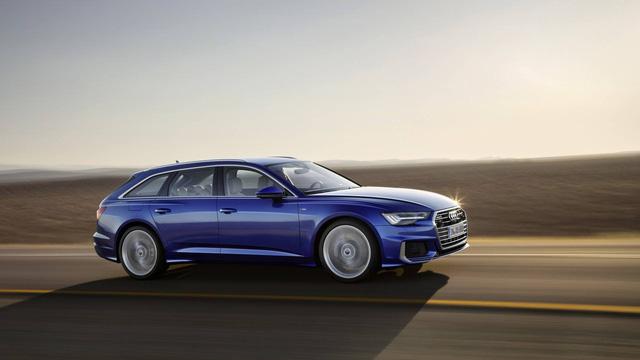 Audi A6 Avant 2019 chính thức trình làng - Ảnh 7.
