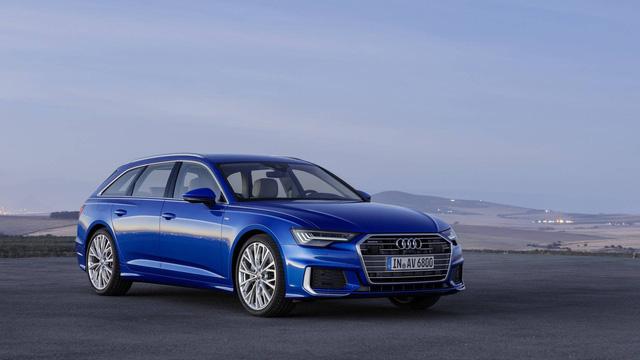 Audi A6 Avant 2019 chính thức trình làng - Ảnh 3.