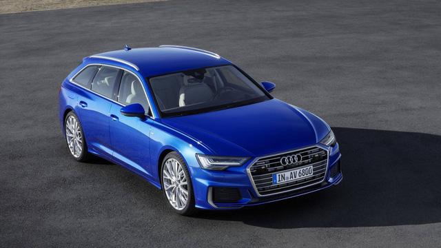 Audi A6 Avant 2019 chính thức trình làng - Ảnh 2.