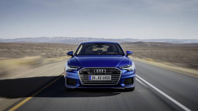 Audi A6 Avant 2019 chính thức trình làng - Ảnh 1.