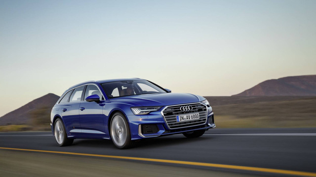 Audi A6 Avant 2019 chính thức trình làng