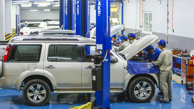Kích cầu giữa bối cảnh thị trường ảm đạm, Ford mạnh tay đầu tư thêm 2 đại lý tại Việt Nam - Ảnh 2.