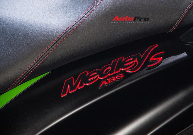 Tăng giá, Piaggio Medley mới có gì để cạnh tranh SH125i ABS tại Việt Nam? - Ảnh 7.