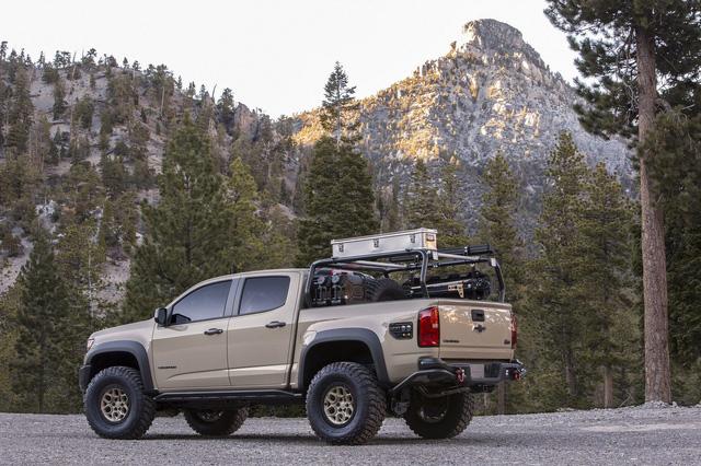 Chevrolet Colorado ZR2 Bison - Đối thủ mới của Ford Ranger Raptor - Ảnh 1.