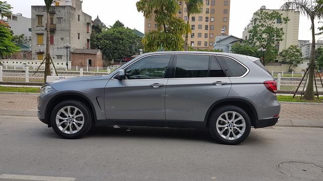 BMW X5 đi 4 năm khấu hao bằng một chiếc BMW 320i mới của THACO - Ảnh 4.