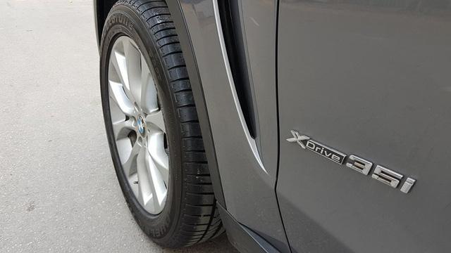 BMW X5 đi 4 năm khấu hao bằng một chiếc BMW 320i mới của THACO - Ảnh 5.